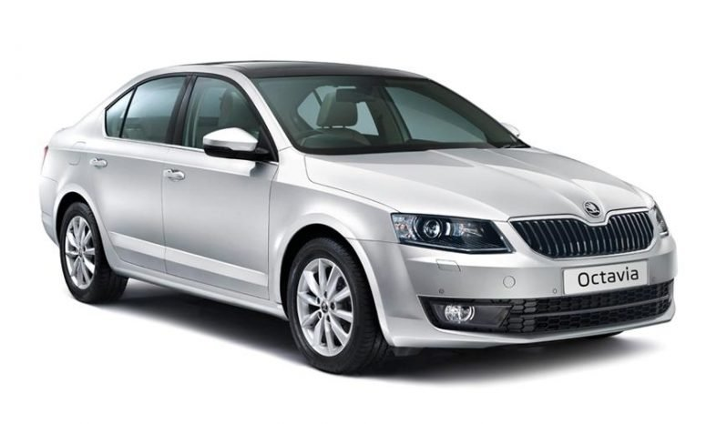 Location Skoda Octavia full