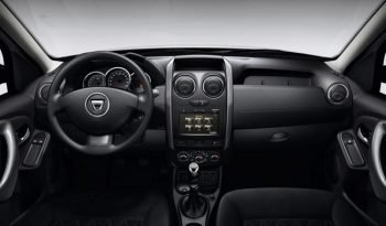 Location Dacia Duster complet