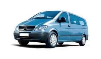 Location Minibus 7 places full