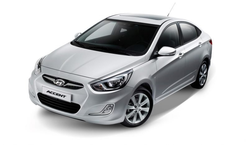 Hyundai ACCENT full