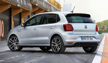 Location Volkswagen POLO complet