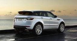 Location Range Rover évoque