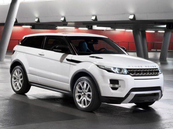 Location Range Rover évoque complet