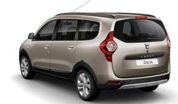Location dacia Lodgy 7 places complet