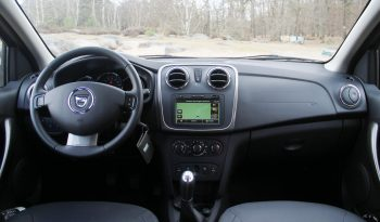 Location Dacia Logan complet