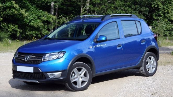 Location Dacia Stepway complet