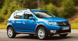 Location Dacia Stepway