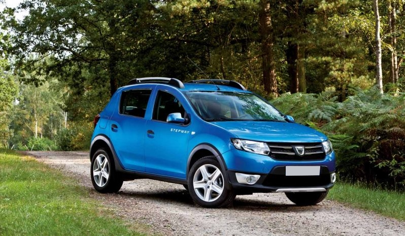 Location Dacia Stepway full
