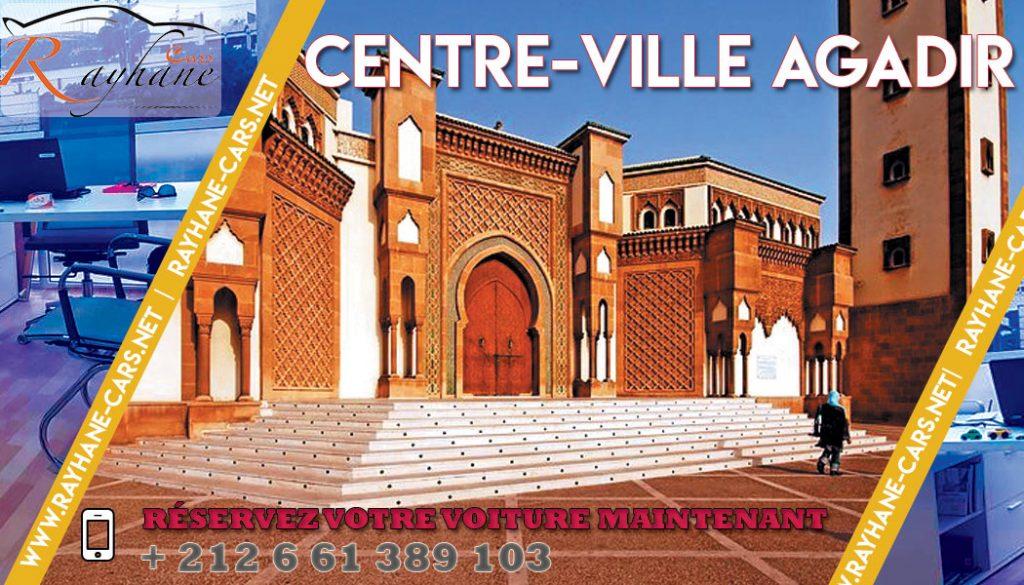 centre ville Agadir