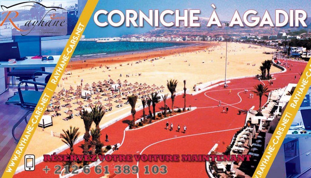 corniche de Agadir