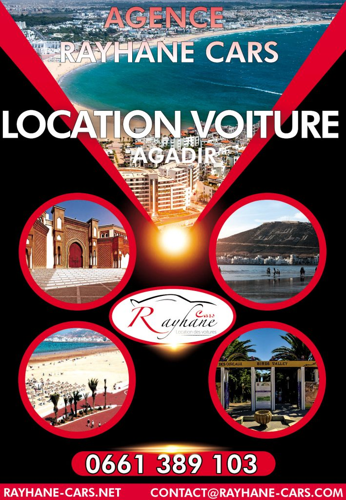 Location Voiture Agadir