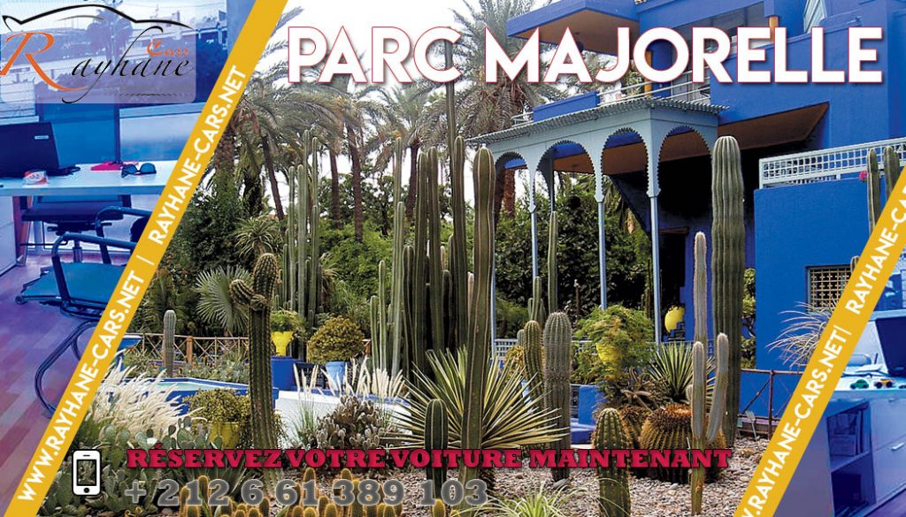Parc Majorelle agadir